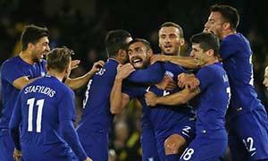 Australia 1-2 Greece