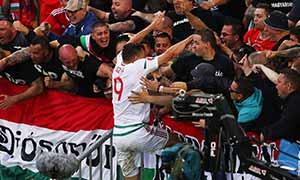 Austria 0-2 Hungary