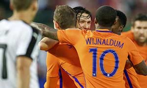 Austria 0-2 Netherlands