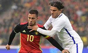 Belgium 1-1 Finland