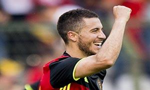 Belgium 3-2 Norway