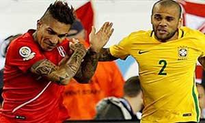 Brazil 0-1 Peru