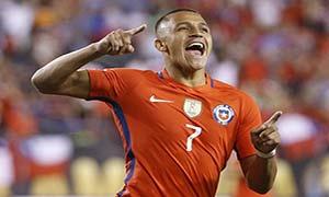 Chile 4-2 Panama