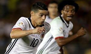 Colombia 2-3 Costa Rica