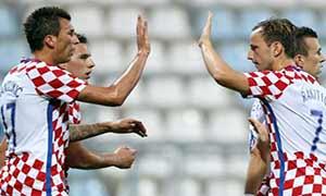 Croatia 10-0 San Marino