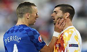 Croatia 2-1 Spain