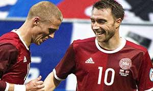 Denmark 4-0 Bulgaria