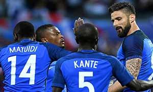 France 3-0 Scotland