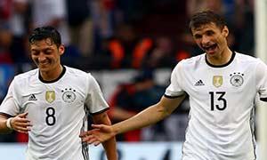 Germany 2-0 Hungary