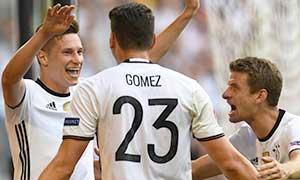 Germany 3-0 Slovakia
