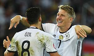 Germany 2-0 Ukraine