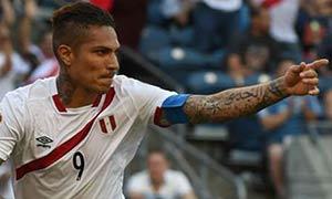Haiti 0-1 Peru