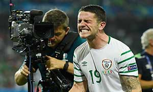Italy 0-1 Republic of Ireland