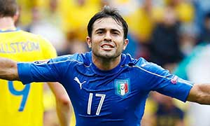 Italy 1-0 Sweden