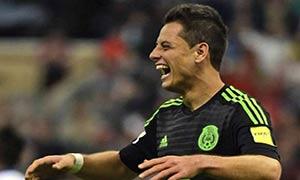 Mexico 1-0 Chile