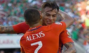 Mexico 0-7 Chile