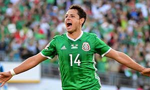 Mexico 2-0 Jamaica