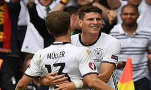 Northern Ireland 0-1 Germany