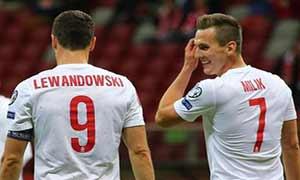 Poland 1-2 Netherlands