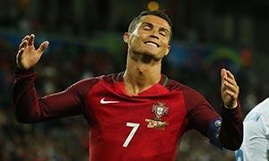 Portugal 1-1 Iceland