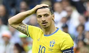 Republic of Ireland 1-1 Sweden