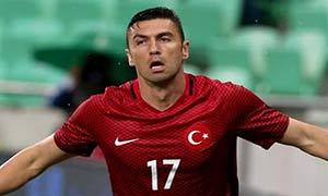 Slovenia 0-1 Turkey