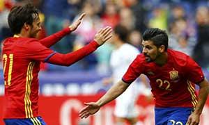 Spain 6-1 South Korea