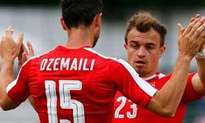 Switzerland 2-1 Moldova
