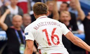 Ukraine 0-1 Poland