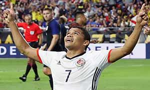 United States 0-1 Colombia