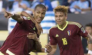 Uruguay 0-1 Venezuela