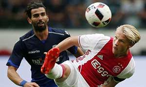Ajax 1-1 PAOK Thessaloniki