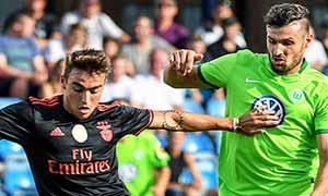 Benfica 2-0 Wolfsburg
