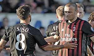 Bordeaux 1-2 AC Milan