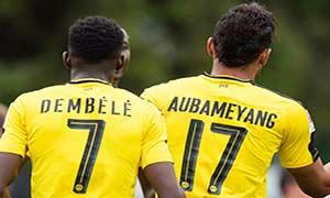 Borussia Dortmund 3-2 St. Pauli