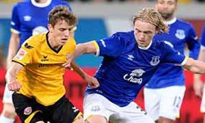 Dynamo Dresden 2-1 Everton