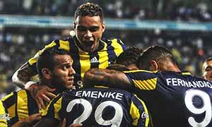Fenerbahce 2-1 AS Monaco