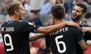 Feyenoord 0-1 PSV Eindhoven