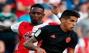 Feyenoord 2-1 Valencia