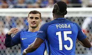 France 5-2 Iceland