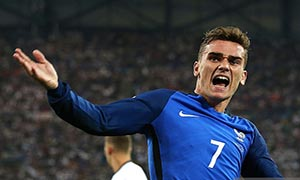 Germany 0-2 France