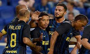 Inter 1-1 Estudiantes