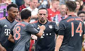 Lippstadt 3-4 Bayern Munich
