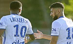 Lyon 2-1 Zenit