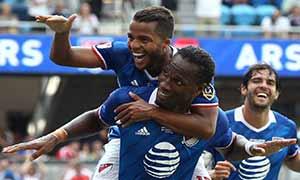 MLS All-Stars 1-2 Arsenal