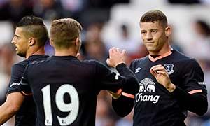 Milton Keynes Dons 1-3 Everton