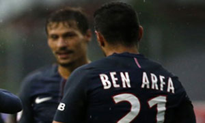 Paris Saint-Germain 2-1 West Bromwich Albion