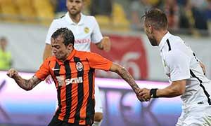 Shakhtar Donetsk 2-0 Young Boys