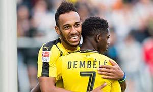 SpVgg Erkenschwick 2-5 Borussia Dortmund