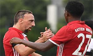 SpVgg Landshut 0-3 Bayern Munich